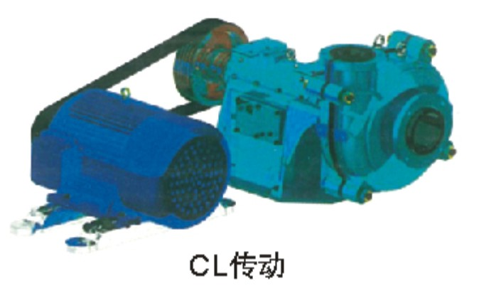 Full metal size circulating pump